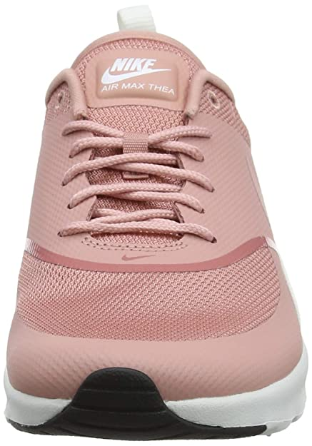 Amazon.com   Nike Womens Air Max Thea Athletic   Sneakers Pink   Shoes 344b1f8f73