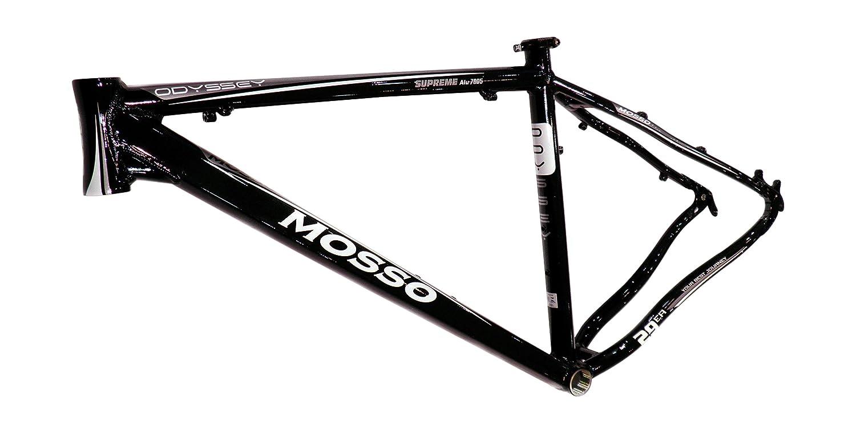 Mosso MTB 2902 Odyssey - Cuadro, Color Negro/Gris, Talla 21' Talla 21 2902-ODYSSEY_001/006_21