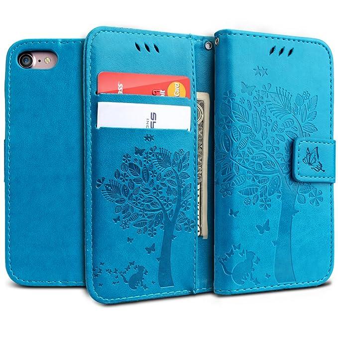 1 opinioni per Custodia Portafoglio Samsung Galaxy S7 Edge, Miss Arts Effetto Rilievo, Taschine
