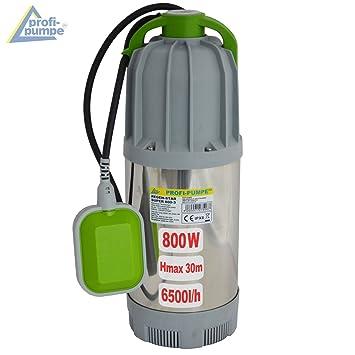 Bomba sumergible cisternas Bomba Amur UCK Bomba con interruptor de flotador Bomba de agua de lluvia