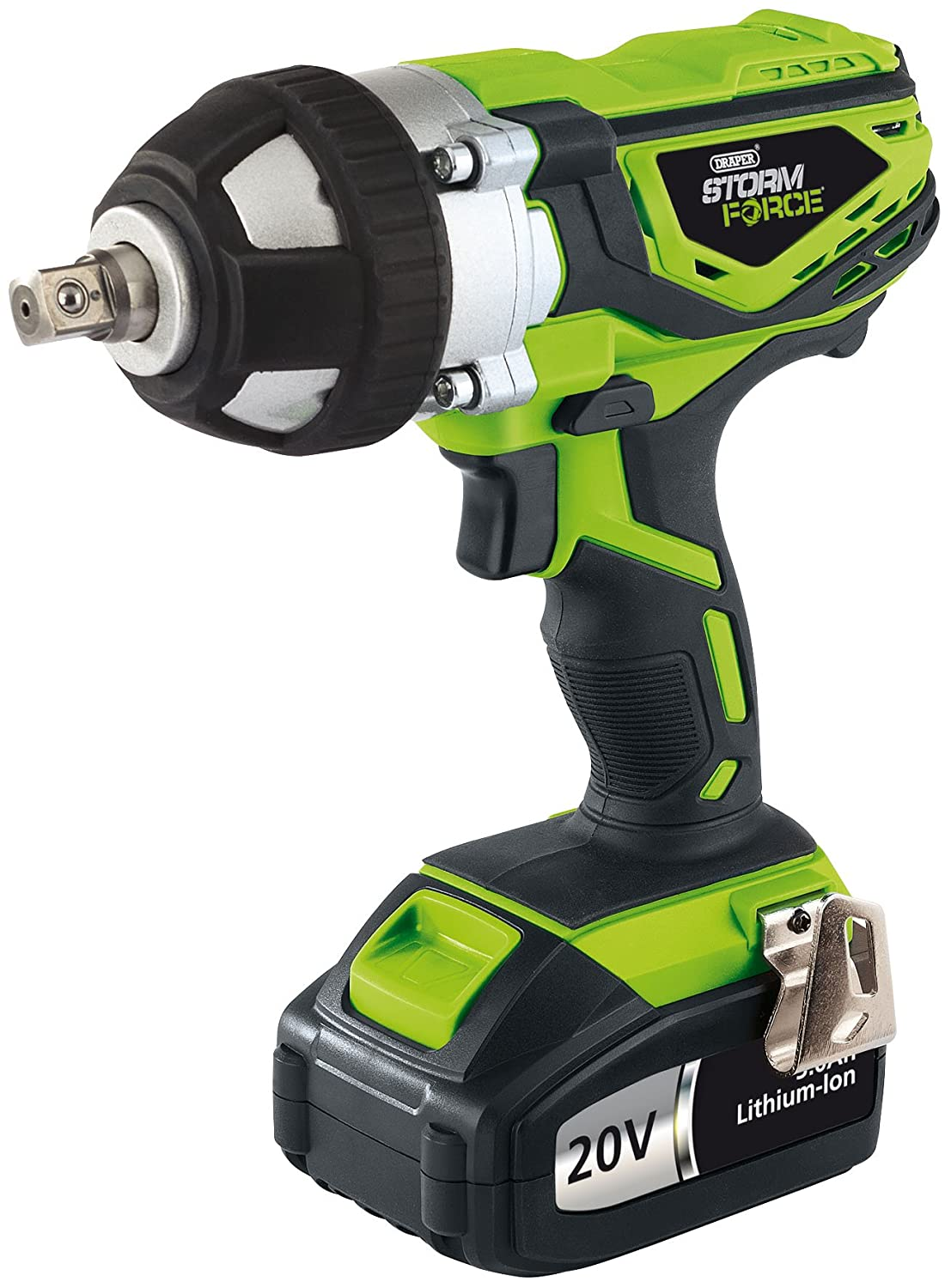 Draper 01031 storm force cordless impact wrench (20v)