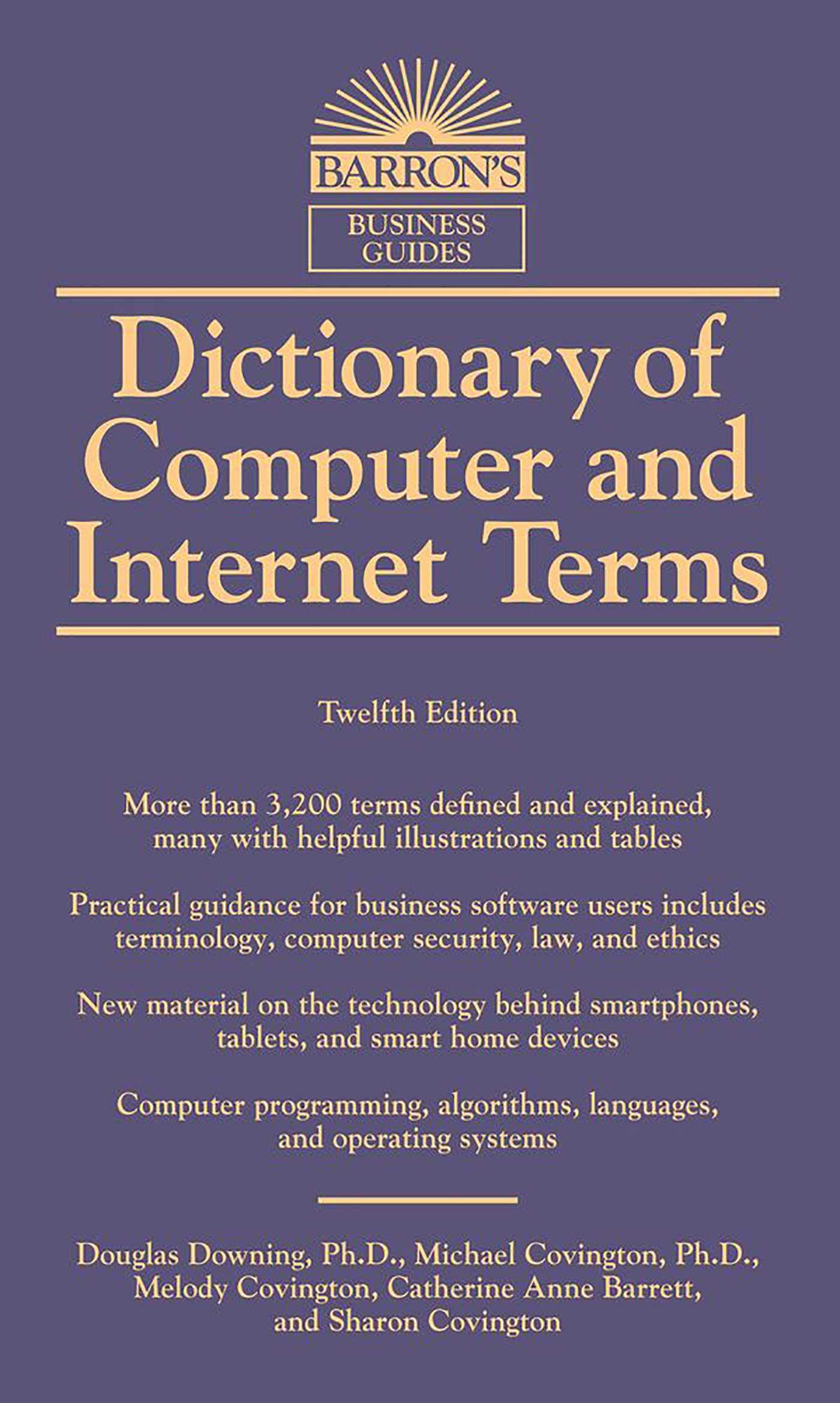 Dictionary Of Computer And Internet Terms  Barron's Business Dictionaries