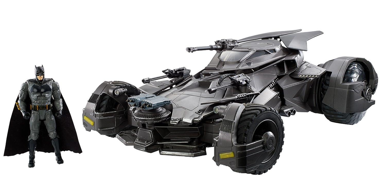 Justice League Batman Batmóvil Radio Control (Mattel FRL54 ...