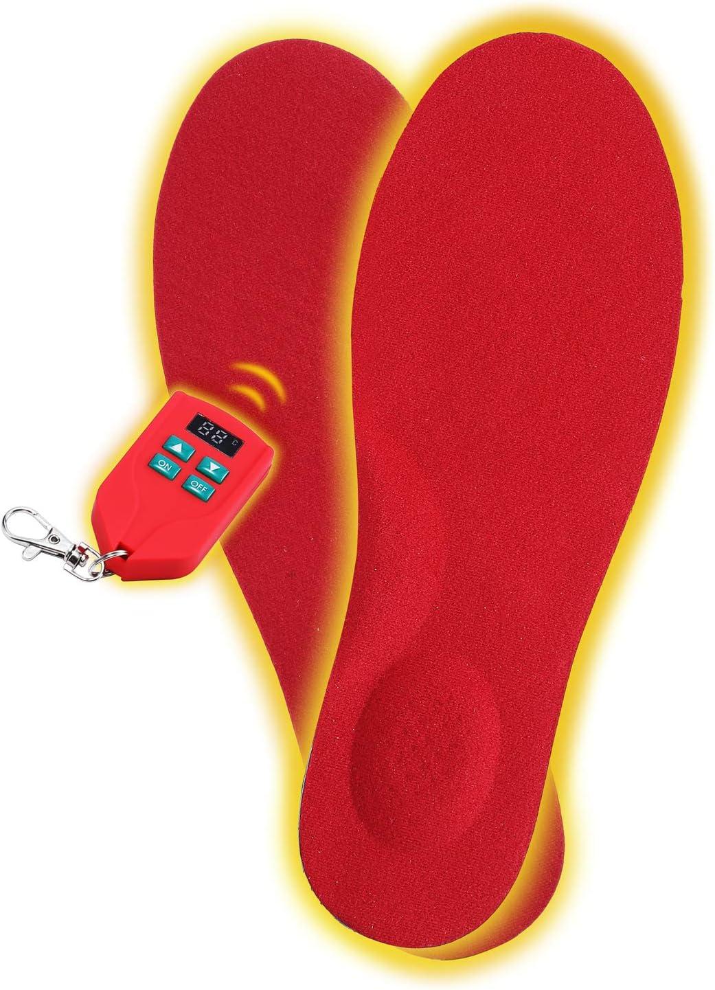 Winna Heated Shoe Inserts: