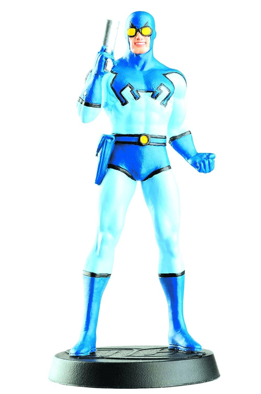 DC Comics Super Hero Figurine Collection  34 Blau Beetle by DC Comics
