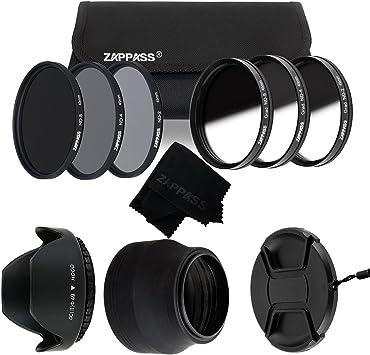 NEX-F3 NEX-VG30 NEX-7 16mm, 18-55mm NEX-6 NEX-VG10 NEX-EA50E Digital Cameras Which Have The Sony E Series NEX-5N Includes Multi-Co Lens 49mm Digital High-Resolution Filter Kit For The Sony Alpha NEX-3 NEXFS100 NEX-5 NEX-FS700 NEX-VG20 NEX-C3