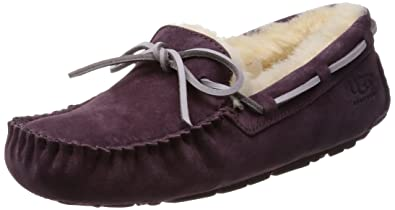 UGG Australia Dakota Slippers, 10, Port