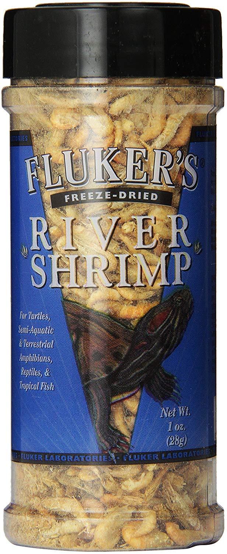 Fluker's Freeze-Dried River Shrimp, 1 oz. (Pack of 2)