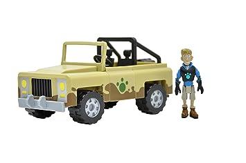 Wild Kratts, Createrra Creature Rescue Set, Martin by Wicked Cool Toys: Amazon.es: Juguetes y juegos