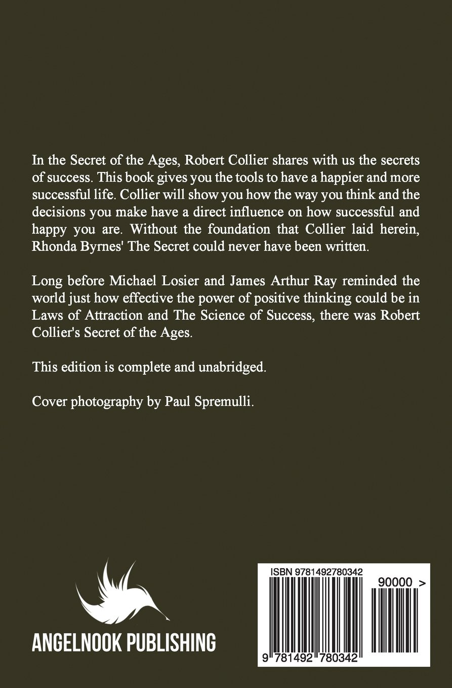 The Secret of the Ages: In Seven Volumes (Complete): Robert Collier ...