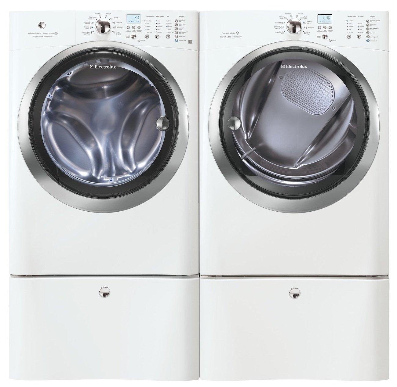 Amazoncom Electrolux Laundry Bundle Electrolux EIFLS60JIW Washer
