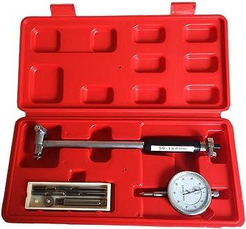Alesametro alesometro with COMPARATOR Grad 50-160mm tootlek