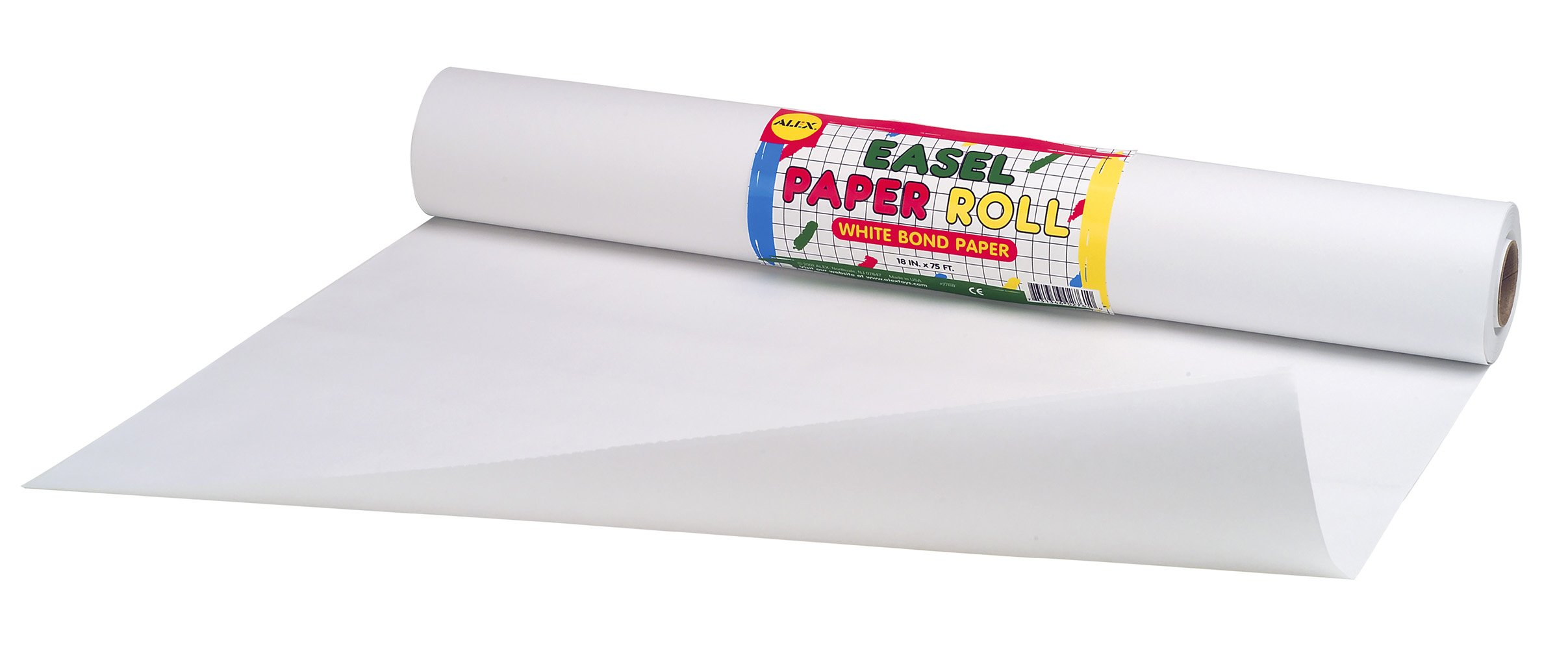 18 Quot X 75 45cm X 23m Long White Bond Paper Fits Alex