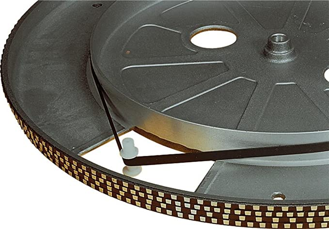 Correa de transmisión 210 mm de repuesto para tocadiscos: Amazon ...