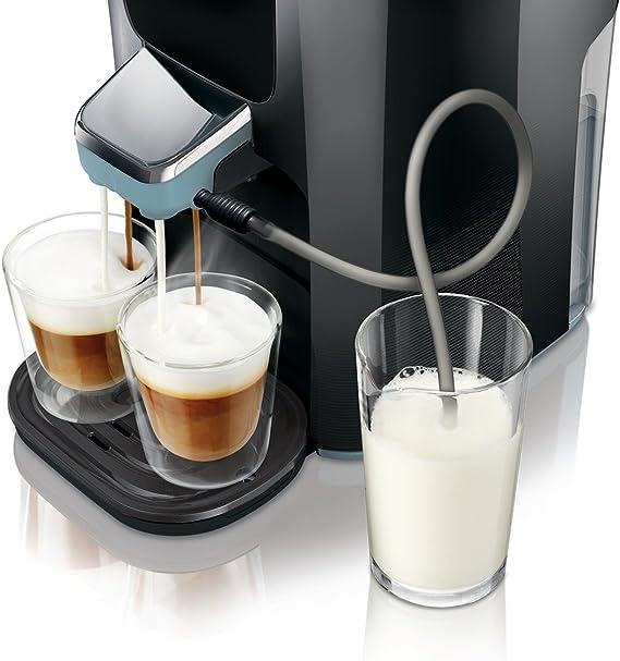 Senseo Latte Duo HD7855/60 - Cafetera (Independiente, Máquina de ...