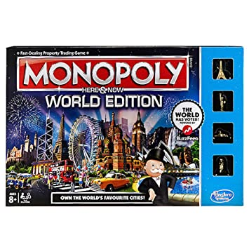 Monopoly here and now world edition gameplay and review youtube.