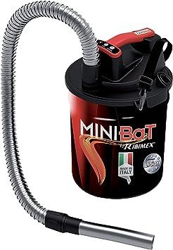 Ribitech – Aspirador de cenizas 10L batería de litio 18 V, 2,5 Ah ...