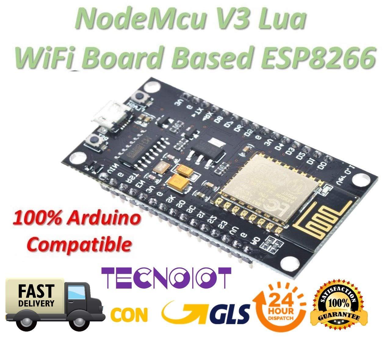 1278# Wireless module CH340 NodeMcu V3 Lua WIFI Internet board based ESP8266