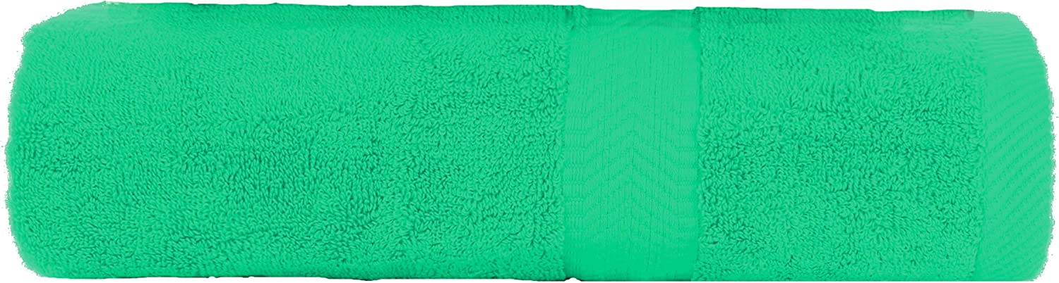 Mint Green Set of 3 BY LORA Terry Cotton Towel