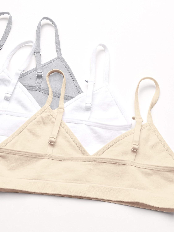 Essentials Girls 3-Pack Seamless Training Bra