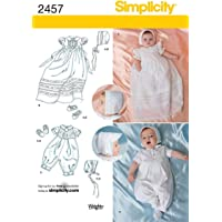 Simplicity 2457 - Patrón de Costura para Ropa