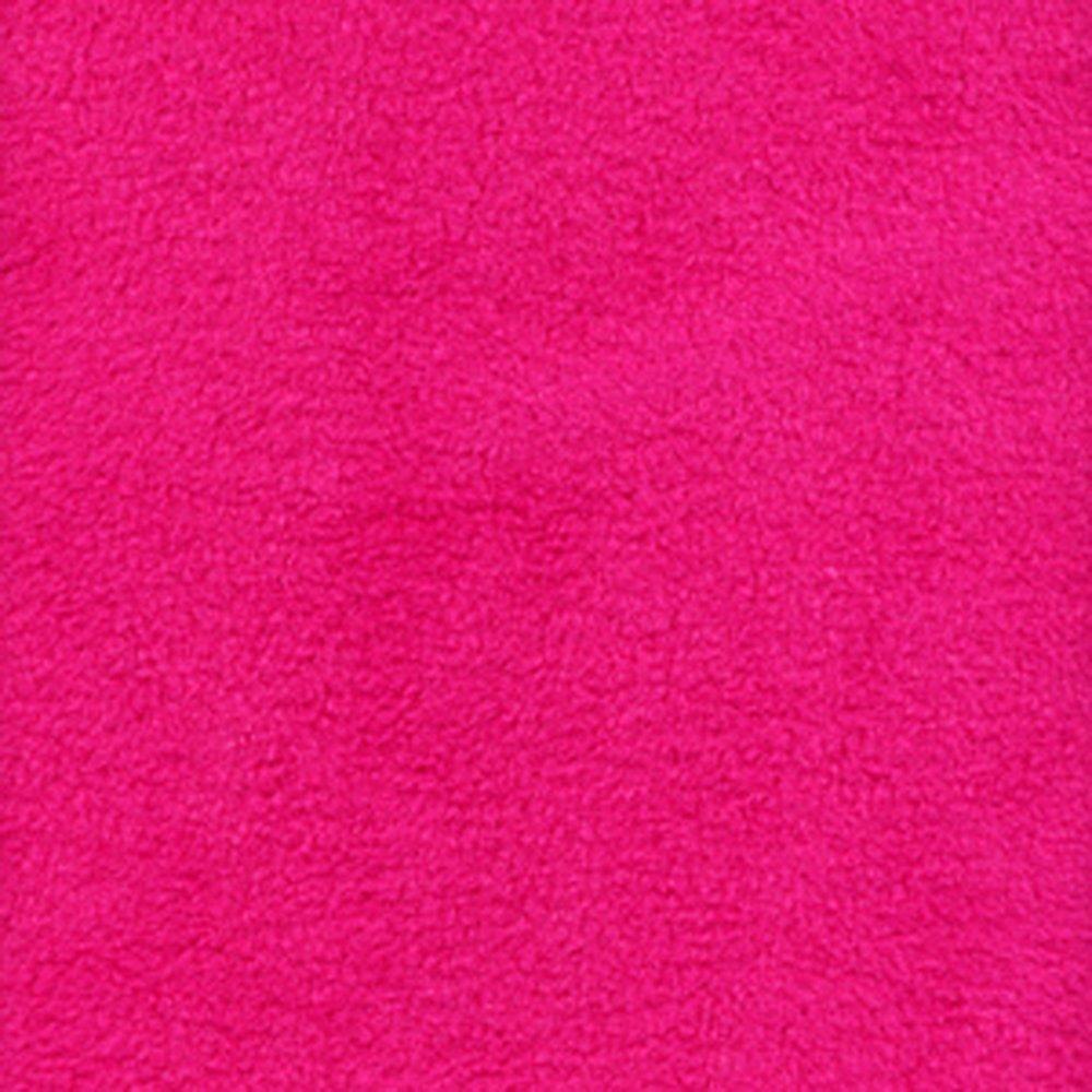 Amazoncom Fuschia Anti Pill Solid Fleece Fabric 60 Inches Wide