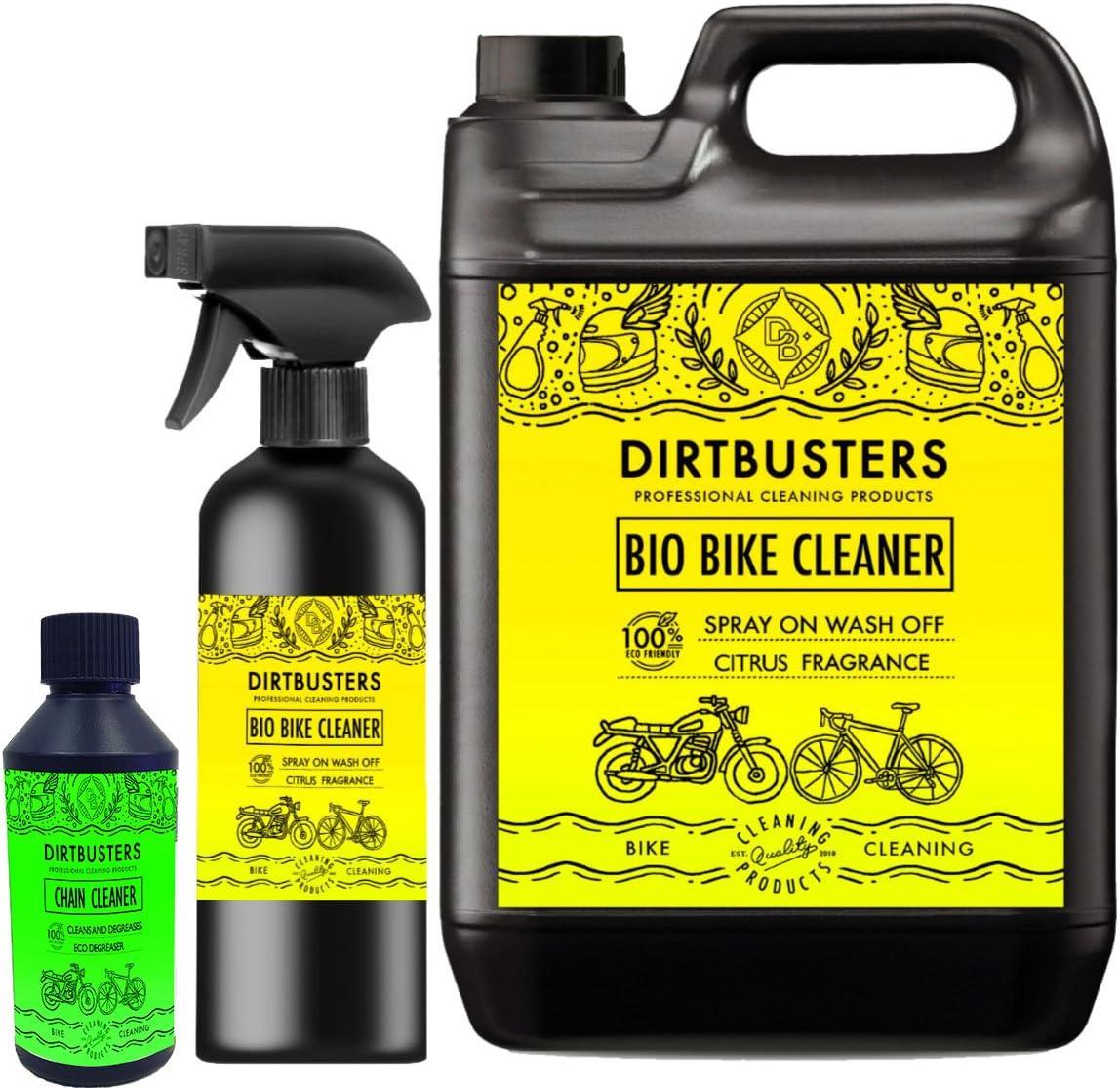Dirtbusters Bio Bike Bike Bike Bike Moto Moto Moto Kit Limpiador ...