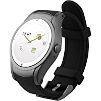 Verizon Wear24 Android Wear 2.0 42mm Wifi+ Bluetooth Smartwatch (Gunmetal Black)