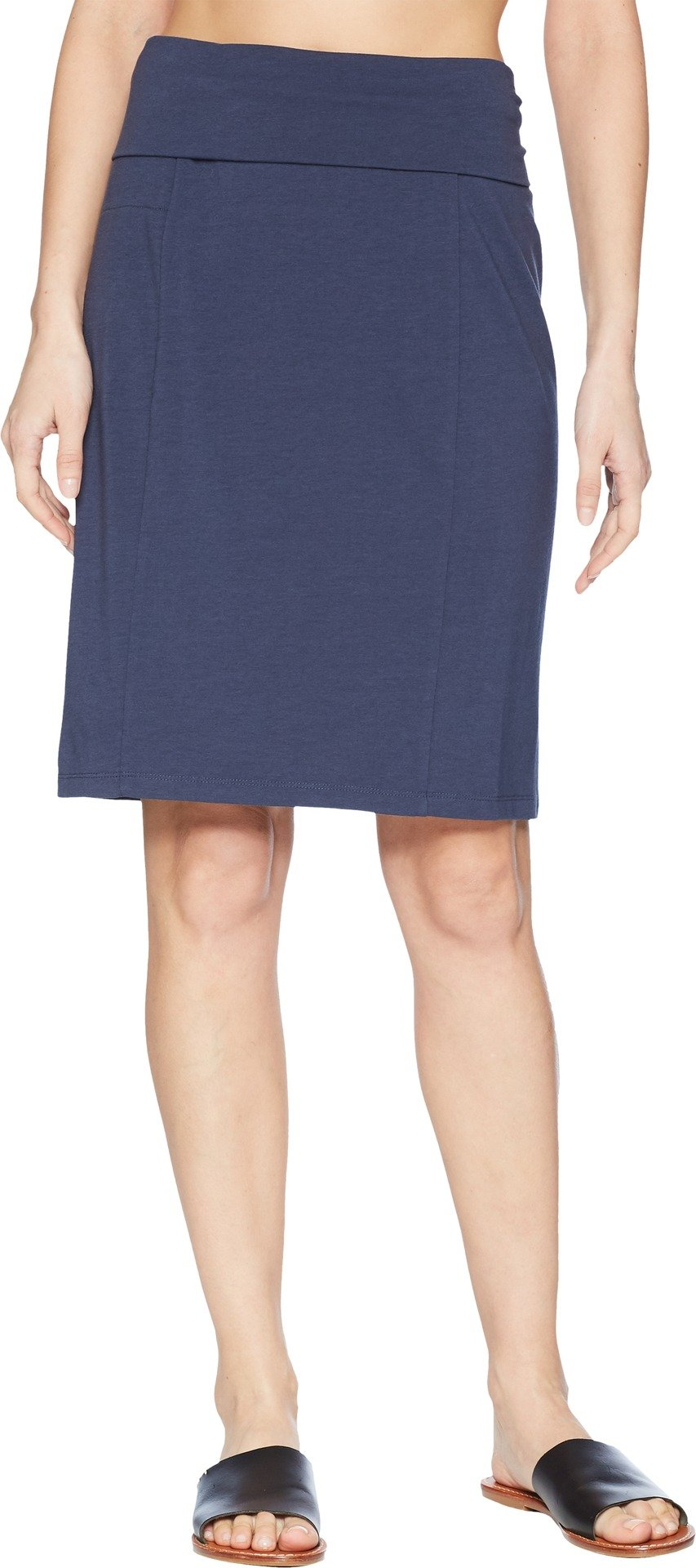 Royal Robbins Women's All-Around Skirt, Navy, X-Small