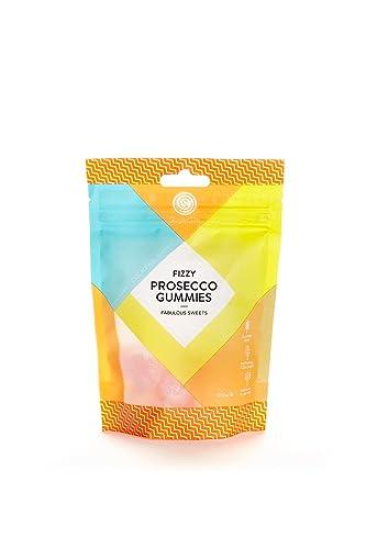 Fizzy Prosecco Gummy Treat Sized Pouch 100g