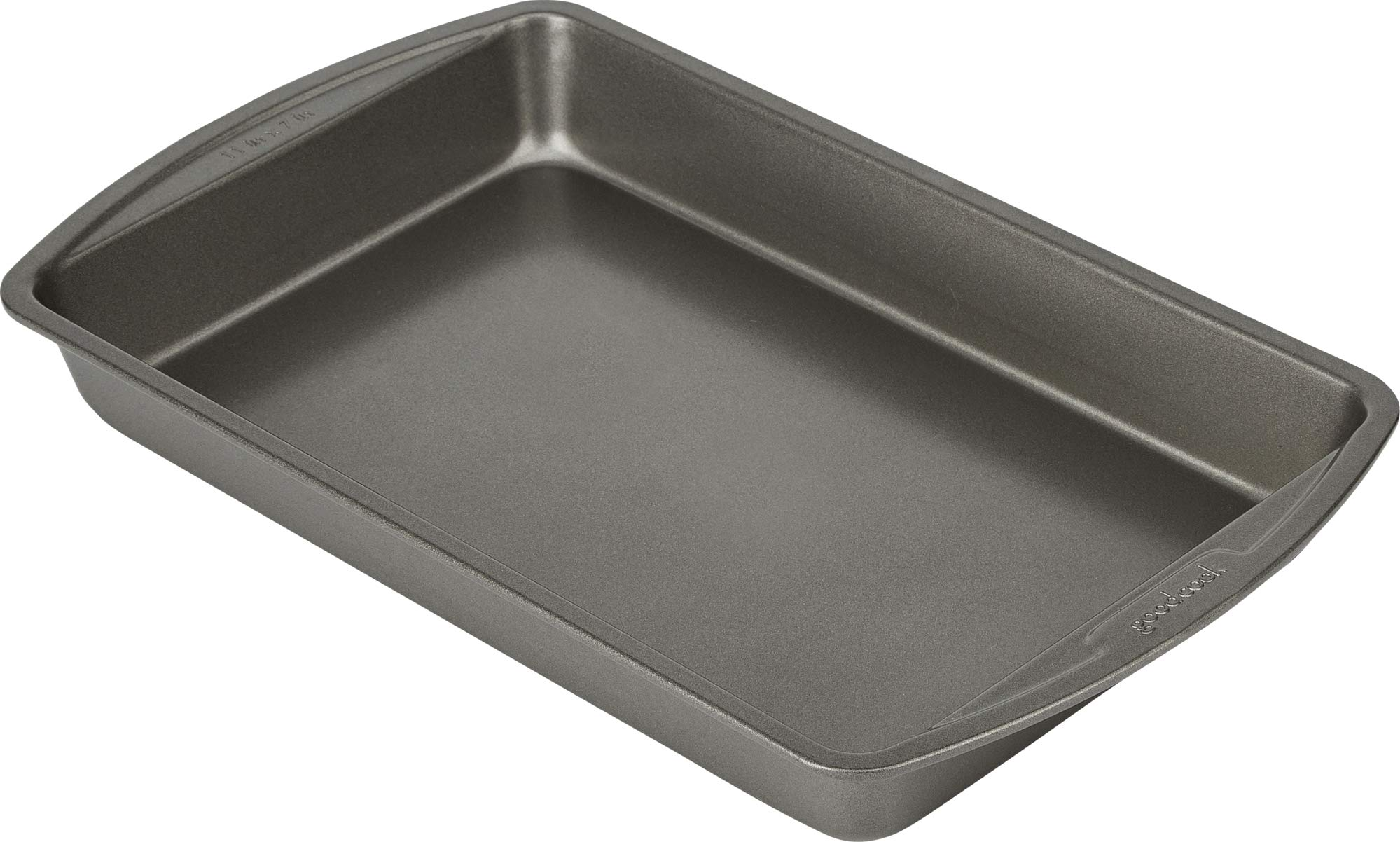 Good Cook 11 Inch x 7 Inch Biscuit/ Brownie Pan
