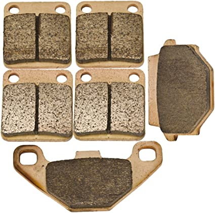 Front Brake Pads For Suzuki Quadrunner 500 LT-F500 2003 2004 2005 2006 2007
