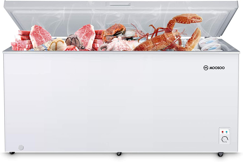 MOOSOO Chest Freezer MD05-C