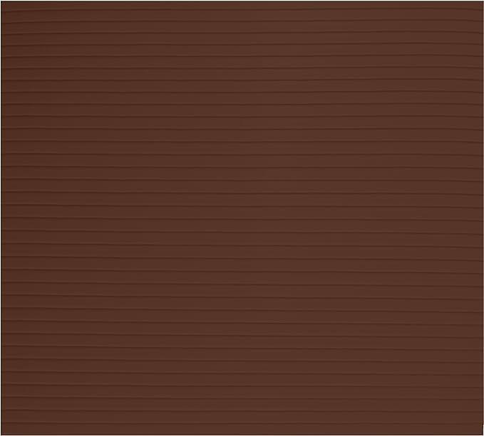 in Polipropilene PP Resistente ai Raggi UV RAL 6005 Strisce di Protezione per recinti terrazza 9,5 cm x 52 m = 4,94 m2 Verde da Giardino Thermoplast/® Balcone