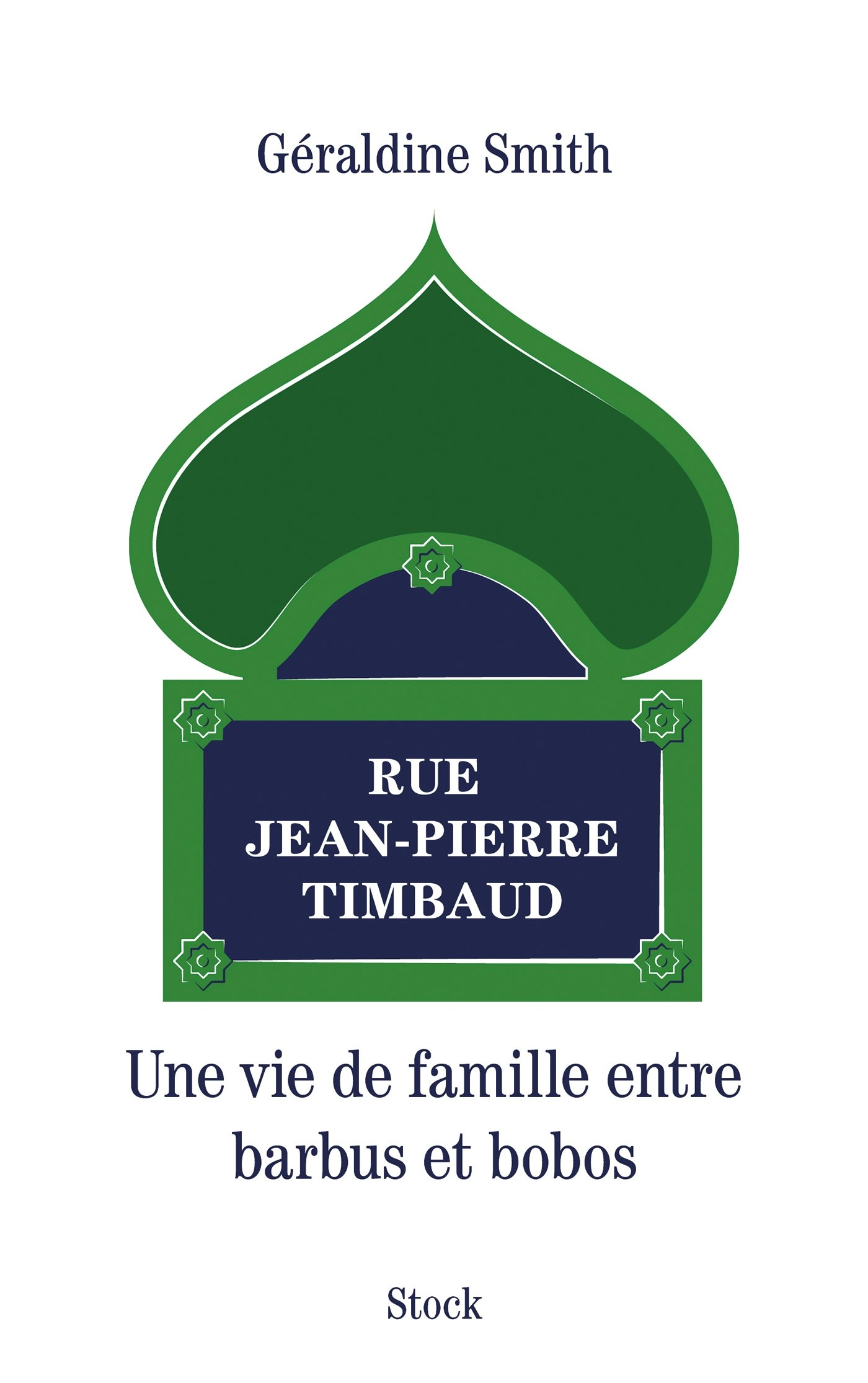 Rue Jean-Pierre Timbaud - Géraldine Smith