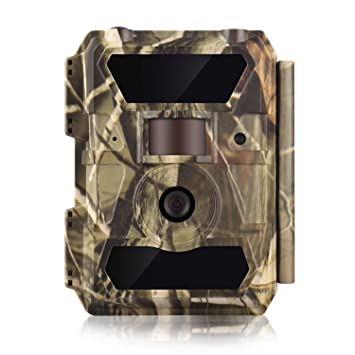 Review WingHome Trail Camera, 1080P