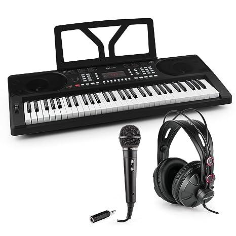 Schubert Etude 300 Set teclado • Órgano • Piano eléctrico • Multiple funciones • Canciones integrada