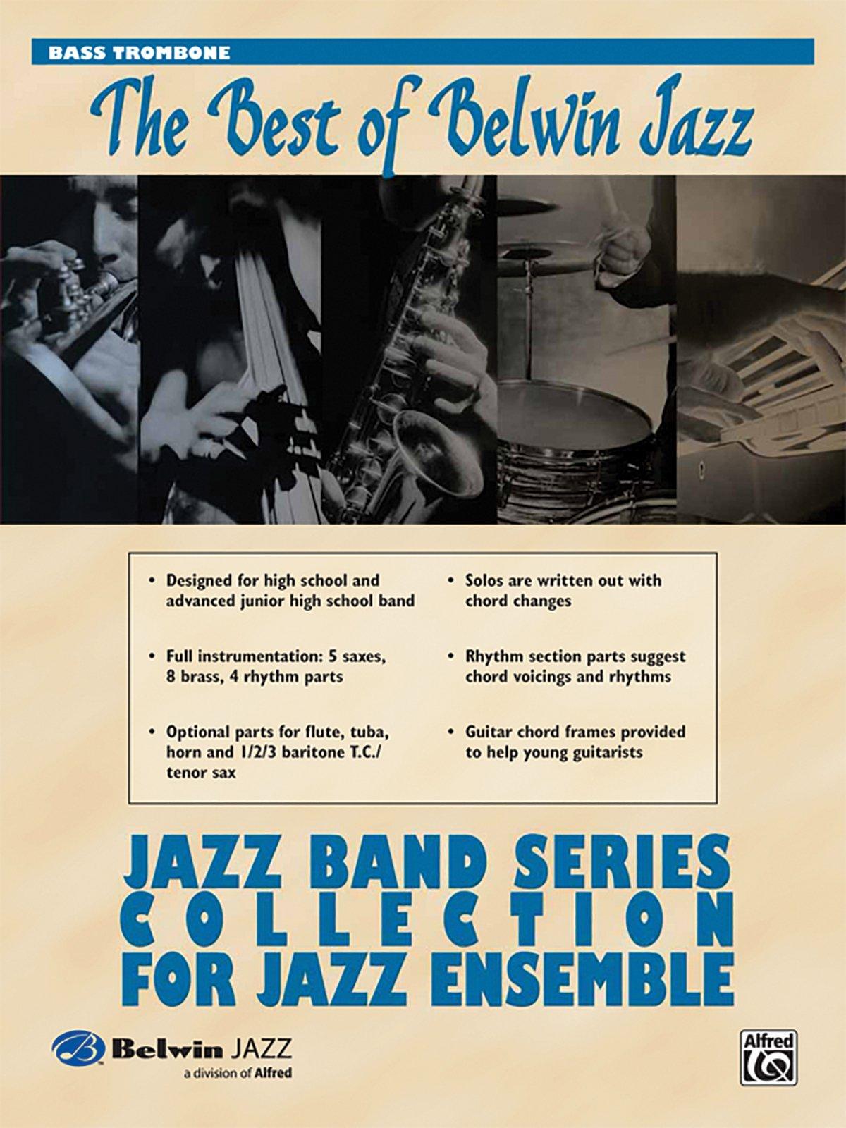 Amazon com: Jazz Band Collection for Jazz Ensemble: Bass Trombone