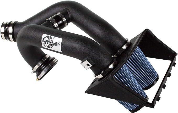 aFe Power 54-12119-B Magnum Force Black Torque Booster Tube for Ford F-150 V6-3.5L Engine