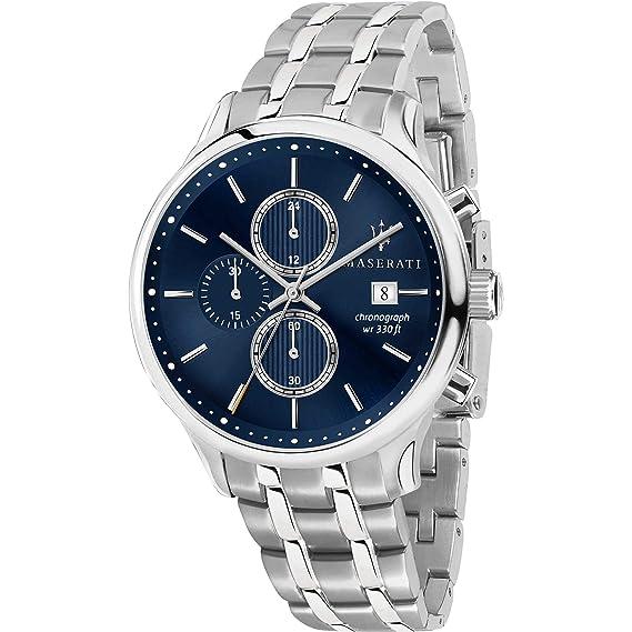Maserati R8873636001 Reloj de Pulsera para Hombre