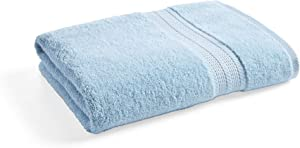 Better Homes & Gardens American Made Bath Towel - Solid Light Blue