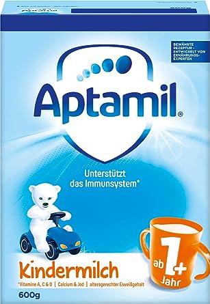 10 Packungen Aptamil Kindermilch 1+ NEU OVP 600 g x 10 Pakete = 6 Kg