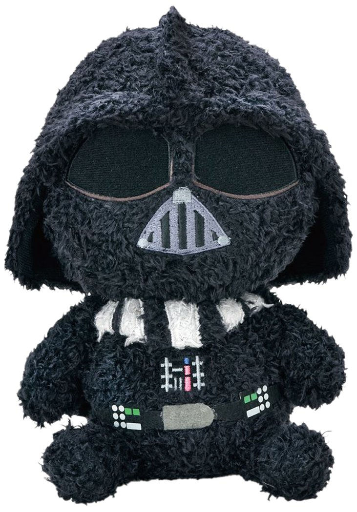 JP Star Wars Stuffed Poff Moff Pofumofu / Darth Vader