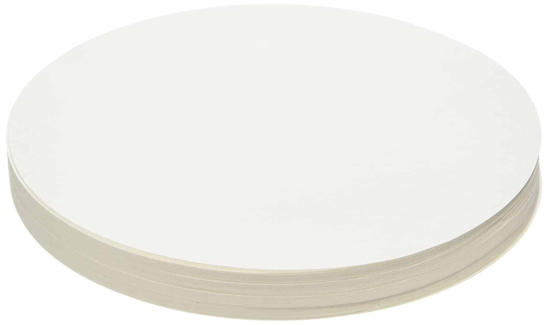 Medium Filtering Pack of 100 2 Qualitative Filter Paper Camlab 1171083 Grade 113 185 mm Diameter