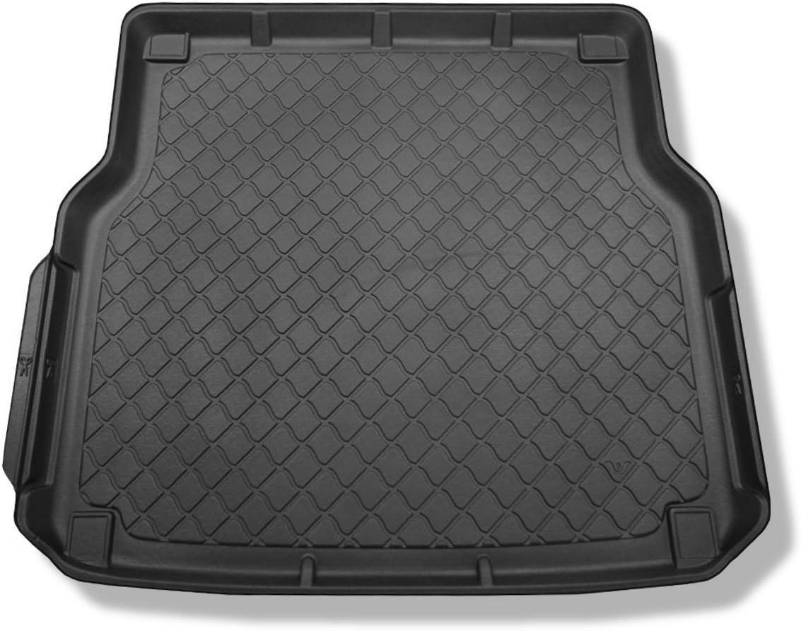 Mossa Kofferraummatte Ideale Passgenauigkeit Höchste Qualität Geruchlos 5902538556729 Auto