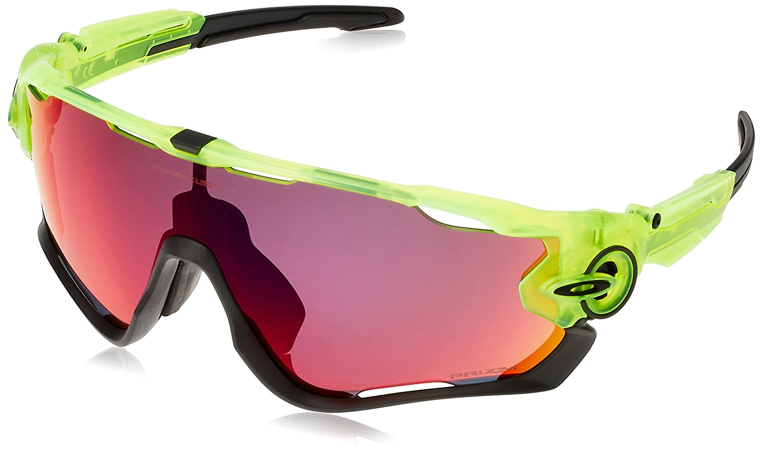 bef5587ab6 Oakley Mens Jawbreaker Asian Fit Sunglasses