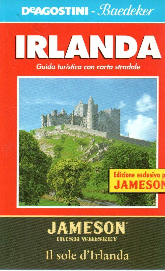 Irlanda Cartina Turistica.Amazon It Irlanda Guida Turistica De Agostini Baedeker Per Jameson Aa Vv Libri