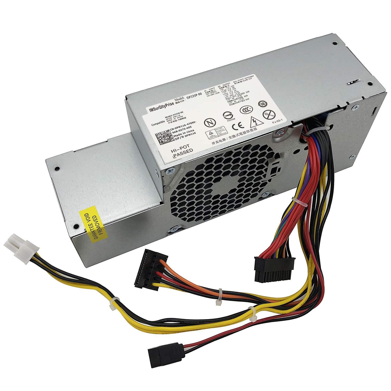 L235P-01 H235P-00 F235E-00 PW116 Power Supply for Dell 580 760 780 960 980 SFF