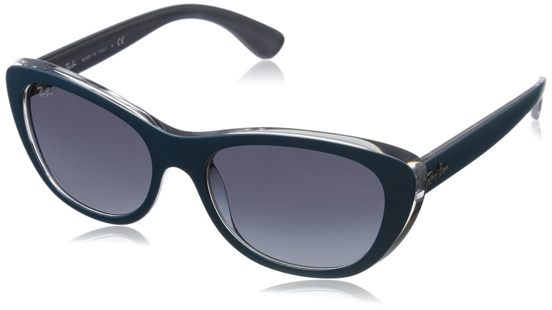 RAYBAN Rb4227, Gafas de Sol para Mujer, Light Havana, 55: Amazon.es: Ropa y accesorios