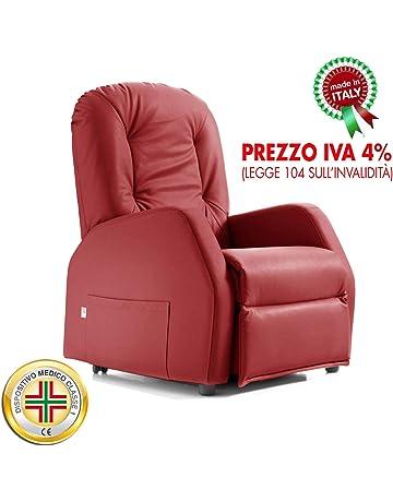 Poltrone Relax Elettriche Ikea.Amazon It Poltrone Reclinabili Casa E Cucina